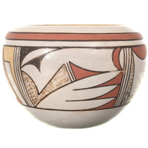 Authentic Hopi Tribe Pottery Art 34201