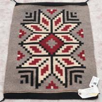 Vintage Navajo Wool Rug 34219