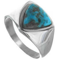 Native American Turquoise Ring 34221
