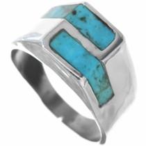 Kingman Turquoise Ring 34222