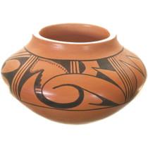 Vintage Hopi Polychrome Pottery 34226