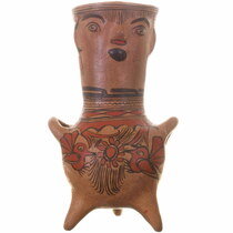 Vintage Mexican Figural Pottery 34227