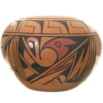 Authentic Gertrude Adams Hopi Pottery 34228