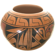Small Vintage Hopi Pottery Bowl 34228