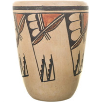 Authentic 1950s Hopi Tribe Pottery 34231