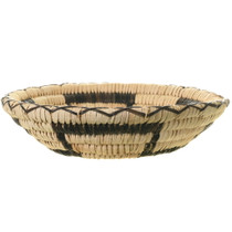 Authentic Native American Basket Bowl 34233