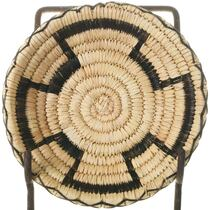 Vintage Papago Basket 34233