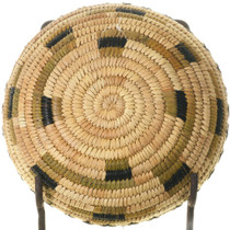 Authentic Papago Pima Basket Weaving 34234