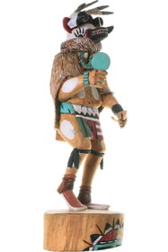 Authentic Hopi Alton Pashano Kachina Doll 34246