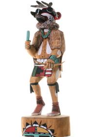 Vintage Hopi Bobcat Kachina Doll 34246