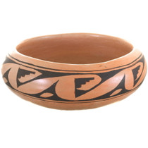Hopi Polacca Painted Pottery Bowl 34255