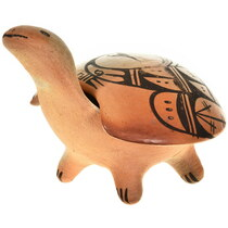 Old Hopi Turtle Bowl 29331