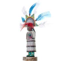 Hopi Kachina Artist Bobby Lomahoma Carving 34279