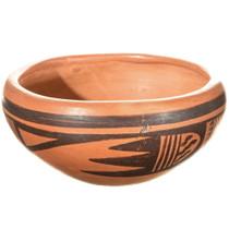 Vintage Hopi Pottery Bowl 34285