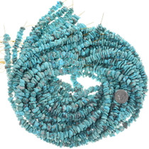 Turquoise Beads Sonoran Untreated Nuggets 33480