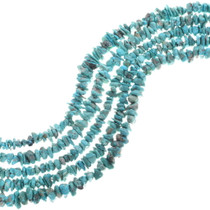 Natural Sonoran Turquoise Beads 33480