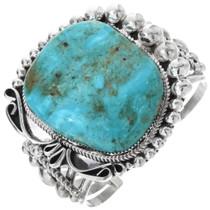 Royston Turquoise Navajo Cuff Bracelet 34312