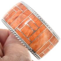 Native American Spiny Oyster Cuff Bracelet 34320