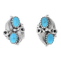 Turquoise Post Earrings 34340