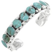 Turquoise Navajo Bracelet 34346