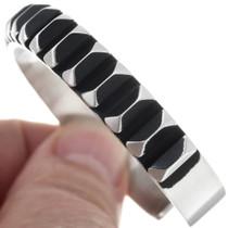 Sterling Silver Navajo Bracelet 34349