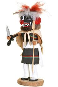 Ogre Kachina Doll Hopi Artist Abbott Pongyeswa 34387