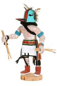 Hopi Artist Ed Qumintewa Kachina Carving 34388