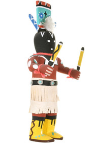 Hand Carved Native American Kachina 34389