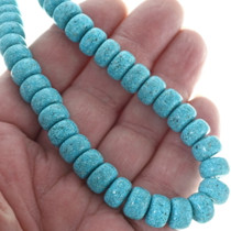 Southwest Turquoise Bead Necklace 34391