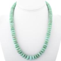 Green Variscite Bead Necklace 34394