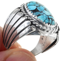 Sterling Silver Navajo Ring 34397