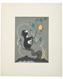 Vintage Robert Chee Serigraphs 34425