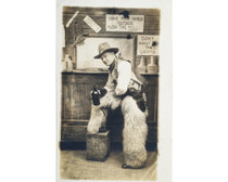 Antique Wild West Cowboy Portrait Photography 34435