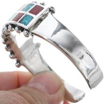 Native American Sterling Silver Ladies Bracelet 34436