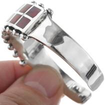 Native American Coral Jewelry 34441