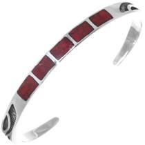 Navajo Coral Bracelet 34460