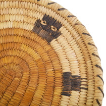 Award Winning Papago Basket 34470