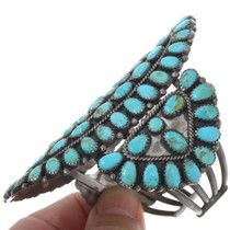 Navajo Larry Moses Begay Cuff Bracelet 34478