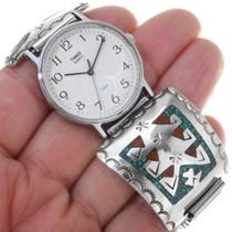Original Tommy Singer Sterling Silver Watch 34481