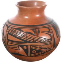 Vintage Hopi Pottery 34493