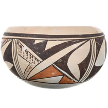 Hopi Josephine Zeena Pottery Bowl 34495