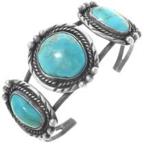 Old Pawn Turquoise Bracelet 34514