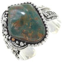 Large Vintage Royston Turquoise Bracelet 34539