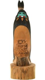 Vintage Hopi Longhair Kachina Doll 34549