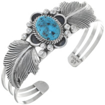 Natural Turquoise Bracelet 34593