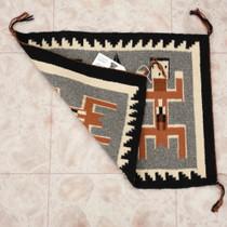 Authentic Native American Navajo Wool Rug 34596