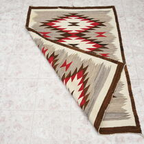Antique Navajo Rug 34598