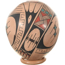 Hand Coiled Mata Ortiz Pottery 34602