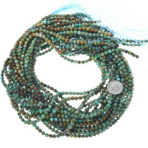 Genuine Turquoise Beads Tibetan Bead Strands 34704