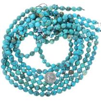 Turquoise Beads 8mm Tibetan Turquoise 33491